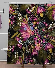 Deny Designs Iveta Abolina Bijou I Shower Curtain