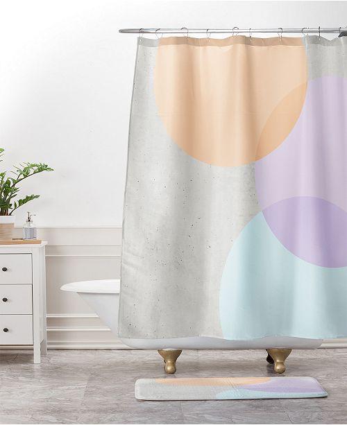 Deny Designs Iveta Abolina Tropical Lush Bath Mat