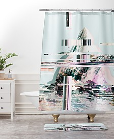 Deny Designs Iveta Abolina Beach Romance Bath Mat