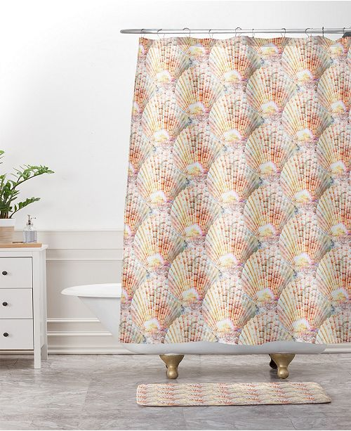Deny Designs Iveta Abolina Cacti Stripe Bath Mat