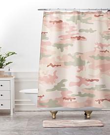 Deny Designs Iveta Abolina Pink Salt Bath Mat
