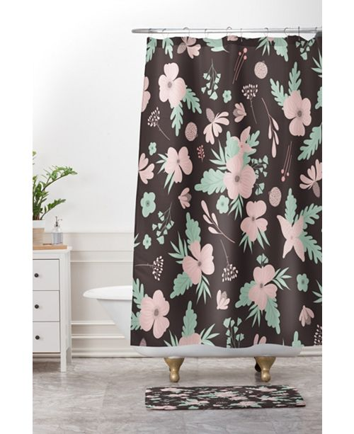 Deny Designs Iveta Abolina Poppy Meadow III Bath Mat