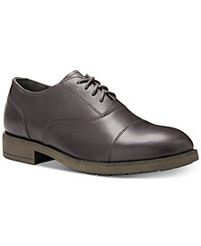 Eastland Men's Sierra Leather Cap-Toe Oxfords