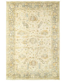 Palace 10307 Beige/Gray 9' x 12' Area Rug