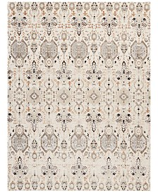 kathy ireland Home KI34 Silver Screen KI341 8' x 10' Area Rug