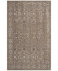 kathy ireland Home KI34 Silver Screen KI343 4' x 6' Area Rug