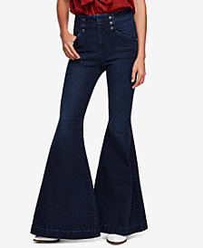 Free People Maddox Bell-Bottom Jeans
