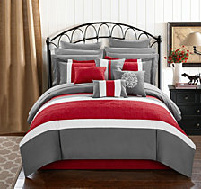 Chic Home Pisa 16-Pc King Comforter Set