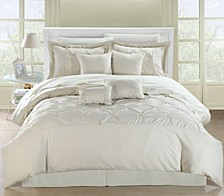 Vermont 12-Pc King Comforter Set