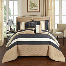 Chic Home Pueblo 10-Pc Queen Comforter Set