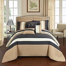 Chic Home Pueblo 10-Pc. Comforter Sets