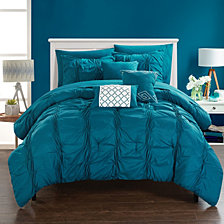 Chic Home Tori 10-Pc King Comforter Set