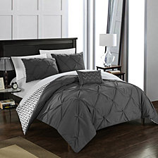 Chic Home Jacky 3-Pc Twin Comforter Set