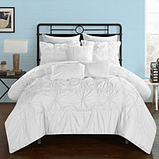 Chic Home Springfield 10-Pc Queen Comforter Set