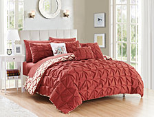 Chic Home Yael 10-Pc Queen Comforter Set