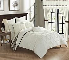 Chic Home Jacksonville 20-Pc Queen Comforter Set