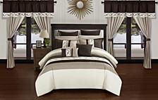 Idit 24-Pc King Comforter Set