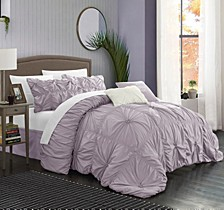 Halpert 6-Pc King Comforter Set