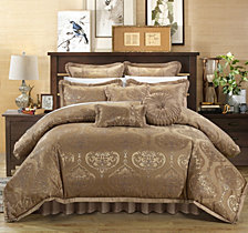 Chic Home Como 9-Pc King Comforter Set