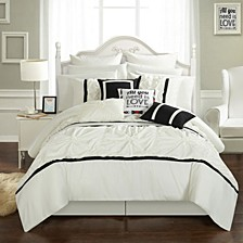 Ashville 16-Pc King Comforter Set