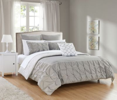 Assen 10-Pc King Comforter Set