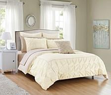 Assen 10-Pc Queen Comforter Set