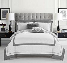 Chic Home Beckham 7-Pc Twin Comforter Set