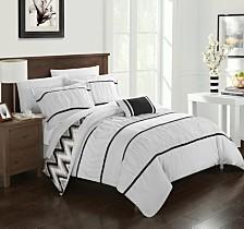 Chic Home Bella 3-Pc Twin Comforter Set
