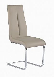 Bella Luna Motion Back Side Chair (Set of 2)