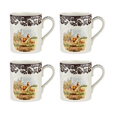 Spode Woodland Deer Mug - Set of 4