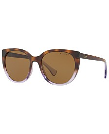 Ralph Lauren Polarized Sunglasses , RA5249 55