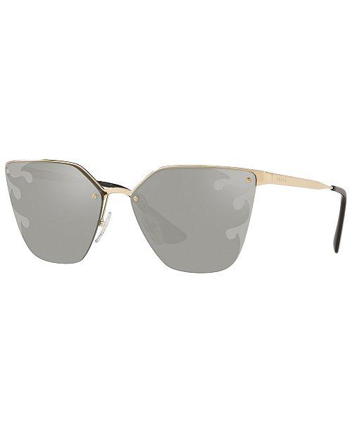 Prada Sunglasses, PR 68TS 63