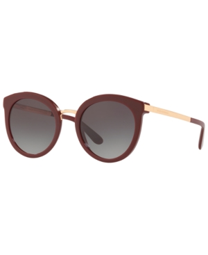 Image of Dolce & Gabbana Sunglasses, DG4268 52