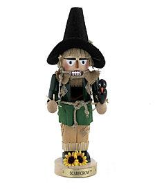 Kurt Adler 12 Inch Steinbach Chubby Wizard of Oz Scarecrow Nutcracker