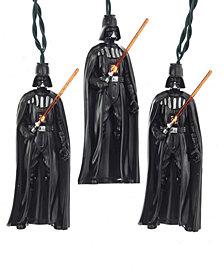Kurt Adler 10-Light Darth Vader Full Body Light Set