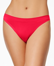 Maidenform Comfort Devotion Thong Underwear 40149