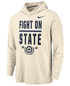 Nike Men's Penn State Nittany Lions Rivalry Long Sleeve Hooded T-Shirt