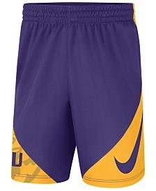 Nike Men's LSU Tigers Hybrid Shorts