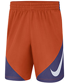 Nike Men's Clemson Tigers Hybrid Shorts