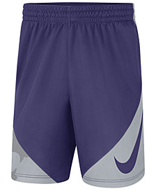 Nike Men's Kansas State Wildcats Hybrid Shorts