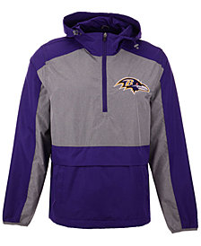 G-III Sports Men's Baltimore Ravens Leadoff Lightweight Jacket