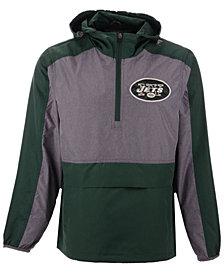 G-III Sports Men's New York Jets Leadoff Lightweight Jacket