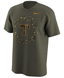 Nike Men's Tennessee Volunteers Camo Legend Logo T-Shirt