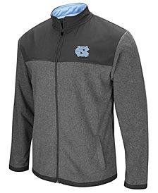 Colosseum Men's North Carolina Tar Heels Full-Zip Fleece Jacket