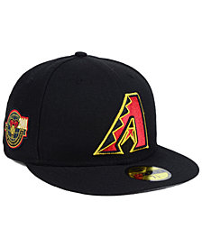New Era Arizona Diamondbacks Trophy Patch 59FIFTY FITTED Cap