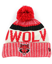 New Era Arkansas State Red Wolves Sport Knit Hat