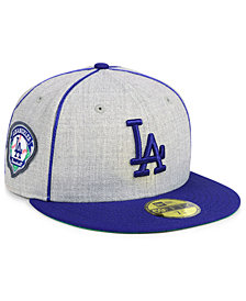 New Era Los Angeles Dodgers Stache 59FIFTY FITTED Cap