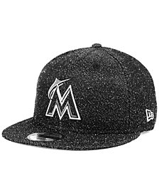 New Era Miami Marlins Spec 9FIFTY Snapback Cap
