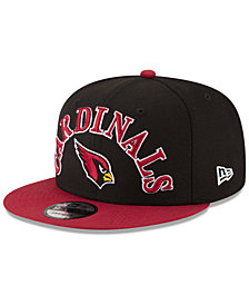 New Era Arizona Cardinals Retro Logo 9FIFTY Snapback Cap