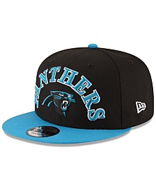 New Era Carolina Panthers Retro Logo 9FIFTY Snapback Cap